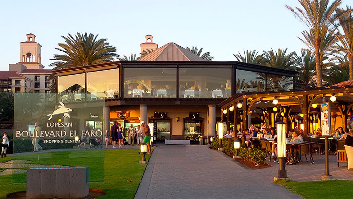Las rias restaurant