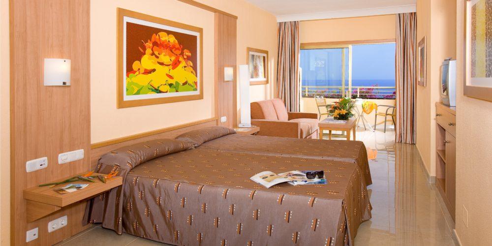3. Habitación doble. Twin room