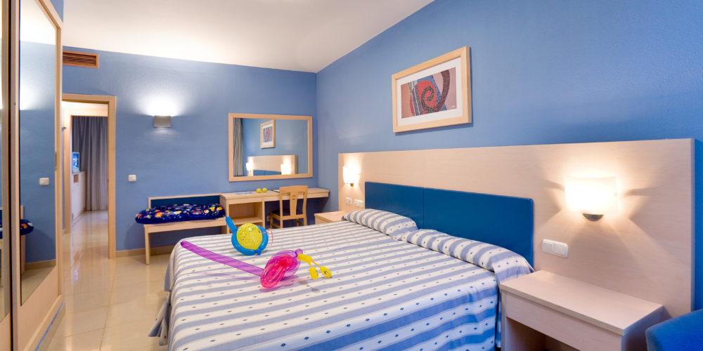 Habitación Familiar II. Family room II